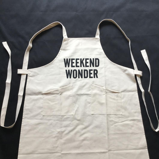 "[新型] DRESSSEN  X–STYLE XA5  APRON "" WEEKEND WONDER"""