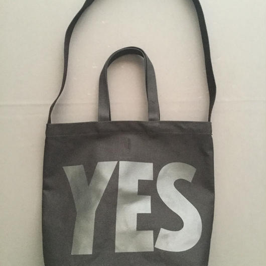 "DRESSSEN  TWO WAY BAG DBSHC1 "" YES""BLACK COLOR ⭕️2018年4月新発売!"