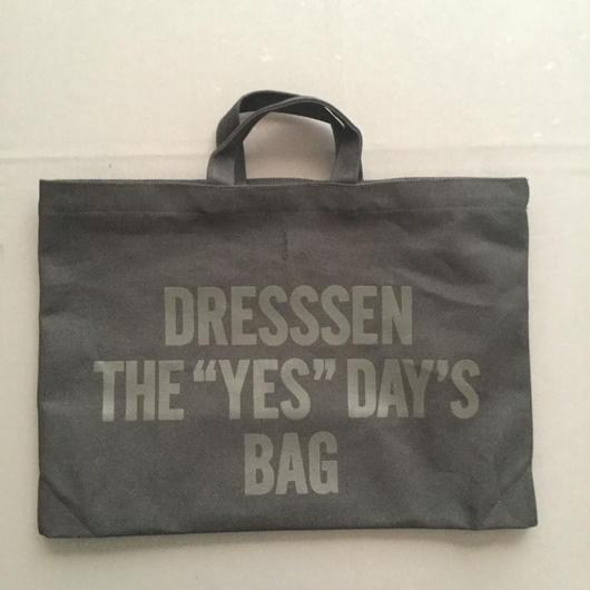"DRESSSEN DTBCB1 DRESSSEN THE ""YES""DAY'S BAG ⭕️2018年4月新発売"