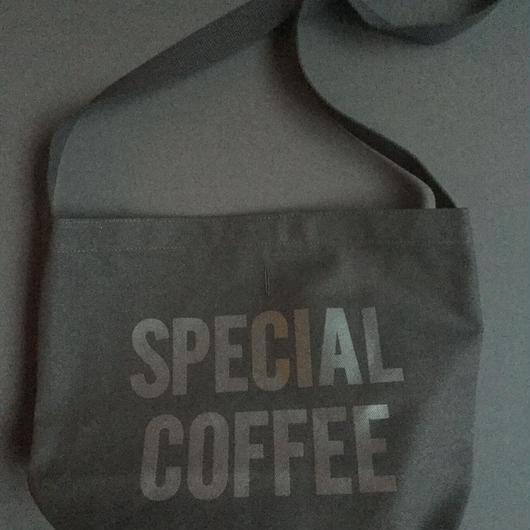 "⭕️[新発売]DRESSSEN  SHOULDER BAG DBC12""SPECIAL COFFEE""BLACK COLOR ※公式オンラインストアのみの販売です。"