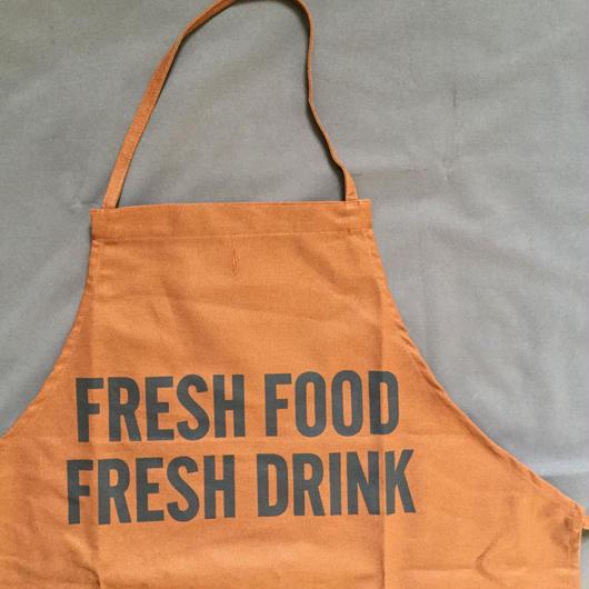DRESSSEN DR(BRN)11 FRESH FOOD FRESH DRINK⭕️新発売