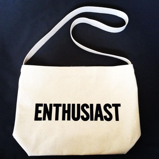 "DRESSSEN DB3 ""ENTHUSISAT"" BAG ※再入荷未定です"