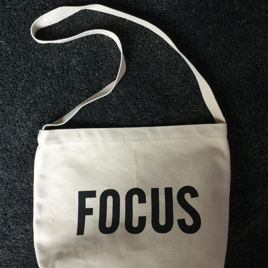 DRESSSEN DB15 FOCUS BAG ⭕️新発売