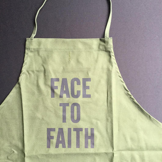 "🔴[新色] DRESSSEN DR(GRN)5""FACE TO FAITH""APRON  2018年 9月29日 新発売!"