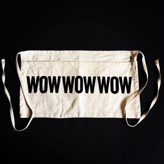 """DRESSSEN  LW16 LOWER WALL APRON  """"WOWWOWWOW"""""""