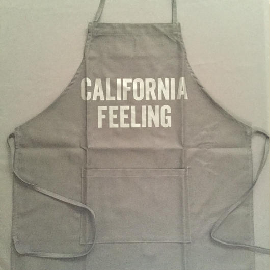 """[新色] DRESSSEN ADULT APRON     DB(BLK)1  """"CALIFORNIA FEELING"""" BLACK COLOR ⭕️2018年4月新発売!"""