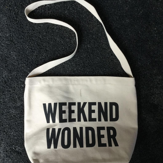 DRESSSEN DB 13 WEEKEND  WONDER BAG ⭕️新発売