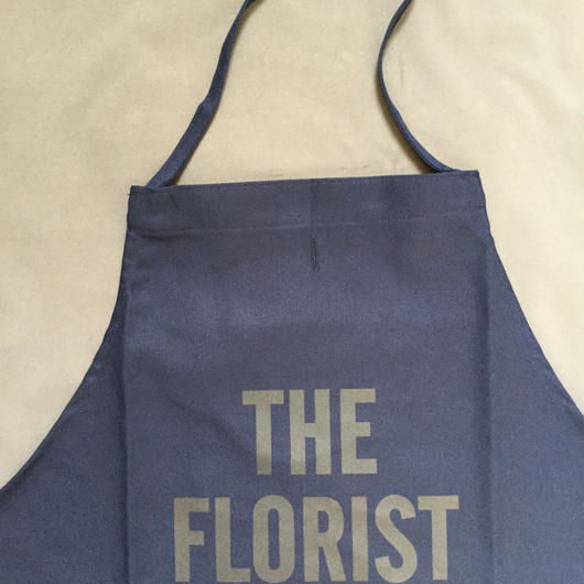DRESSSEN DR (NAVY)10  APRON THE FLORIST