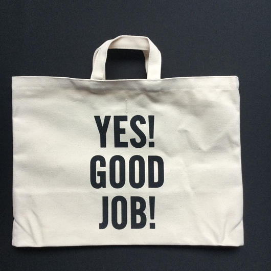 "⭕️[新発売]DRESSSENTOTE BAG  DTB3 ""YES! GOOD JOB!"