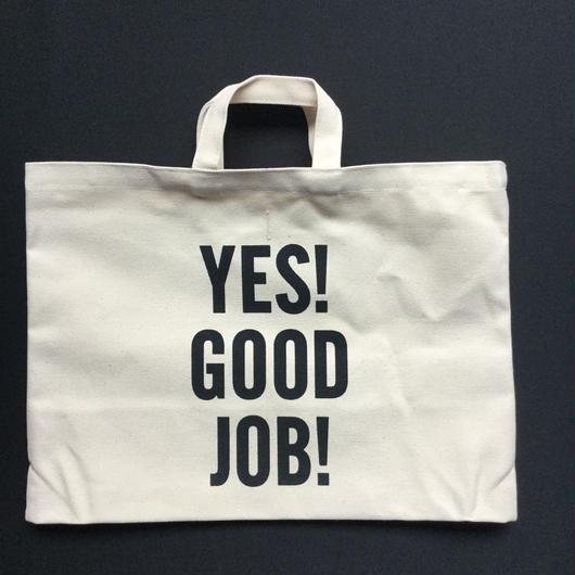 """⭕️[新発売]DRESSSENTOTE BAG  DTB3 """"YES! GOOD JOB! ※年内の入荷はございません。ご了承くださいませ。よろしくお願い申し上げます。"""