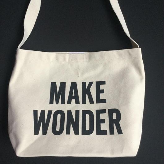 "⭕️[新発売] DRESSSEN  SHOULDER BAG DB20""MAKE WONDER ""※公式オンラインストアのみの販売です。"