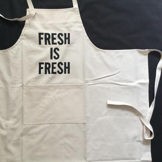 """[新型] DRESSSEN   PR8   THE PROFESSIONAL APRON"""" FRESH IS FRESH"""" ⭕️2018年4月新発売"""