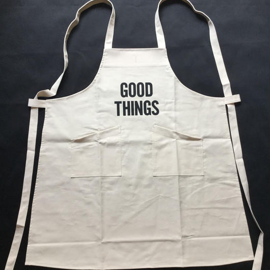 "[新型] DRESSSEN  X–STYLE  XA6 APRON "" GOOD THINGS""⭕️2018年4月新発売!"