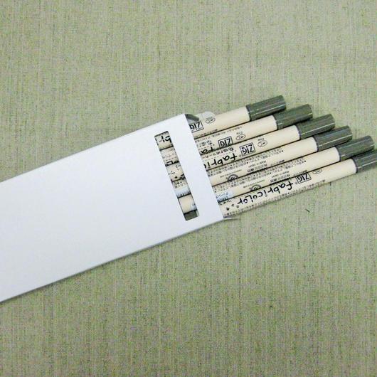 ダイステッチワーク用マーカー グリーングレー6本