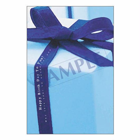 メッセージカード バースデー 07-0219 1セット(10枚)