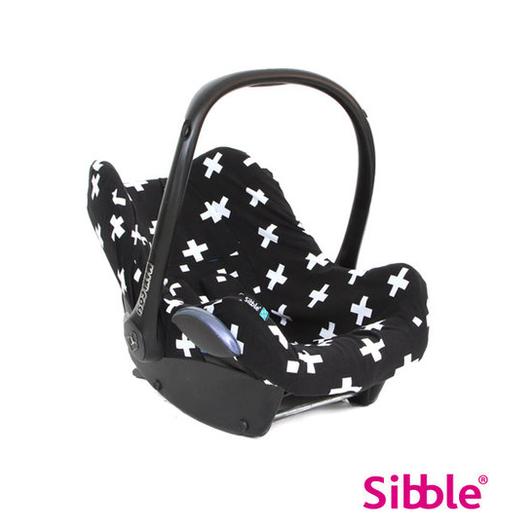 Sibble maxi-cosi専用シートカバーBlackPlus