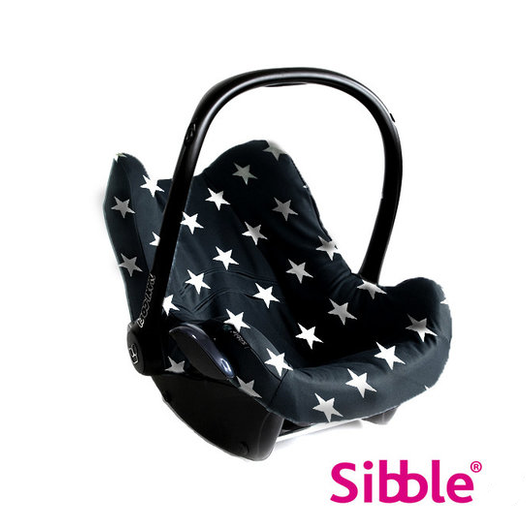 Sibble maxi-cosi専用シートカバーBlackStar