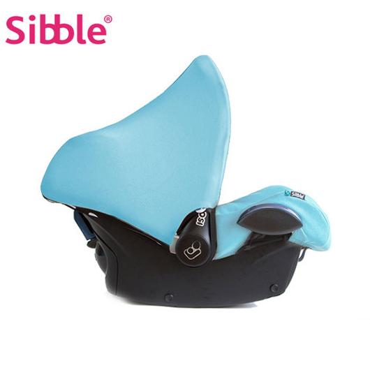 Sibble Maxi-cosi専用 日よけカバー オーシャンブルー