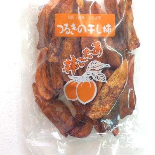 つるぎの干し柿 (愛宕柿)  130g