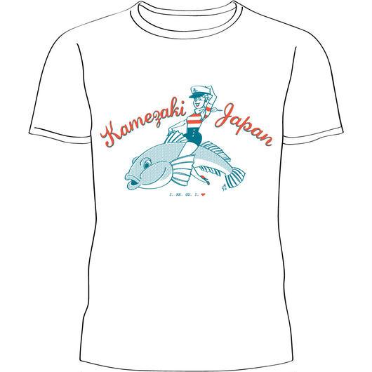ハゼ 入れ食い❤ Tシャツ