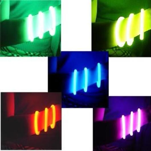 日本製ケミカルライト 『KILALA』        7mmブレスレット     業務用25本入