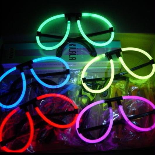 日本製ケミカルライト 『KILALA』        メガネ     簡易包装