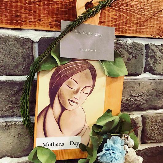 mother,.s day  arrangement