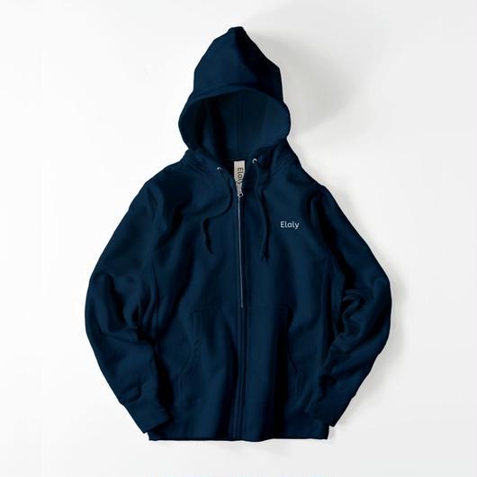 Elalyオリジナルパーカー(紺)