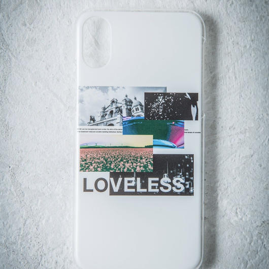 LOVELESS iPhoneCase
