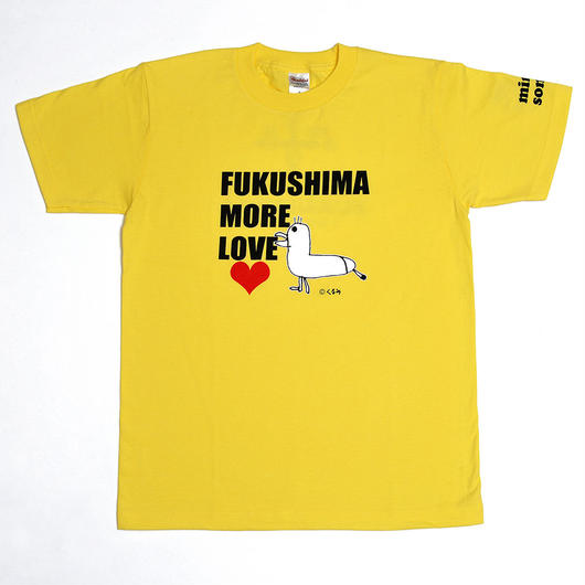 くるみちゃんTシャツ(ヒトリ・レモン)