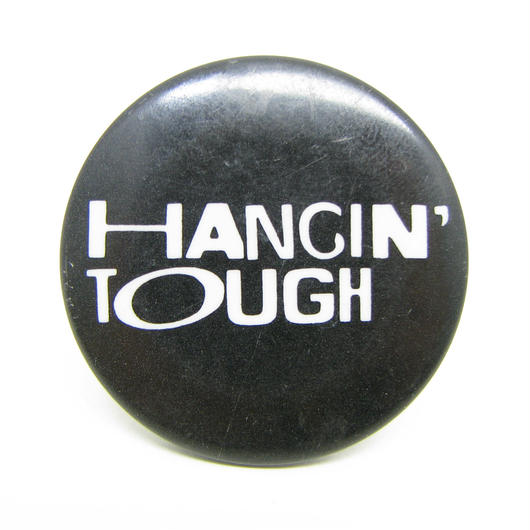 Vintage hangin' tough pinbacks 532