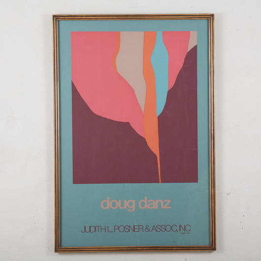 Doug Danz abstract art print 123