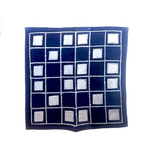 苗族プレイスマット(ブロック)  Miao place mat (block)