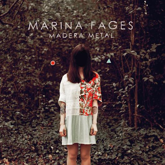 """Marina Fages """"Madera Metal"""" (PANA016) CD"""