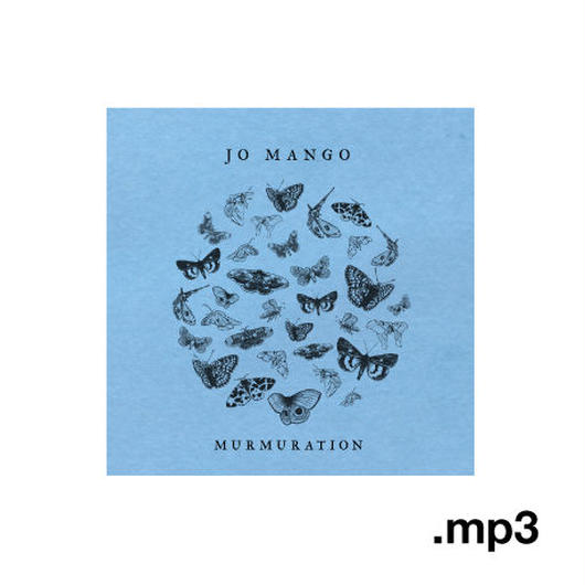 "Jo Mango ""MURMURATION""(NBCD041)(mp3)"
