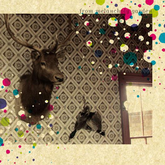 【WINTER SPECIAL FAIR CD】V.A / From Melancholy Garden