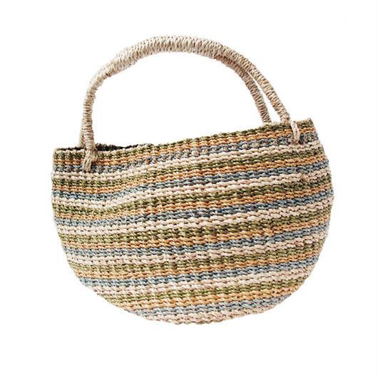 ワイルドバナナバスケット(アース)  Wild banana basket (Earth)