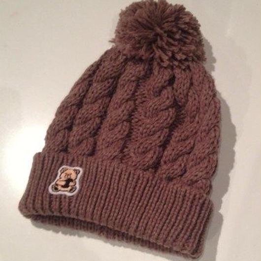 Kumaa  BonBon knit-cap