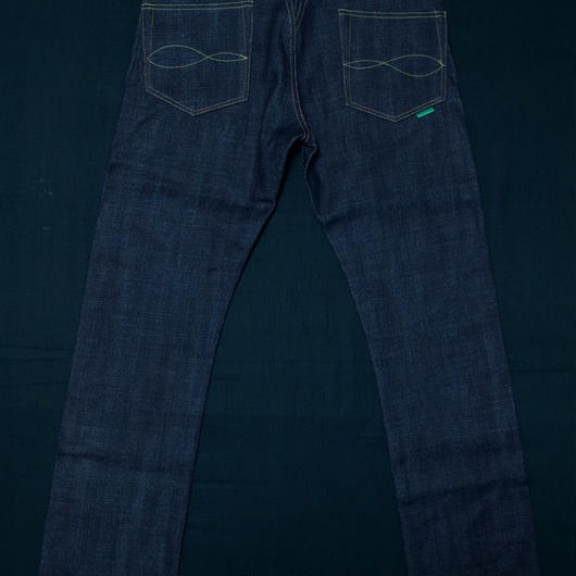 evil likely denim pants ※4月後半デリバリー予定