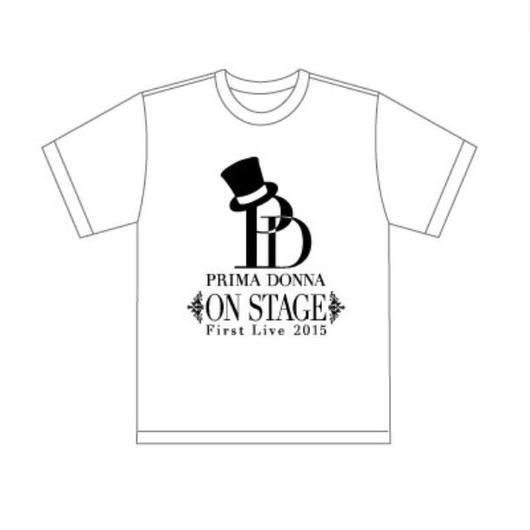 PRIMA DONNA LIVE Tシャツ