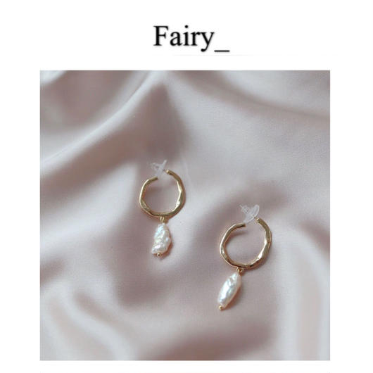 【J1812001】シンプル真珠のピアス