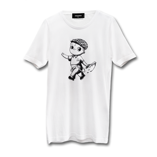 DSQUARED2  クリーピーTee| S