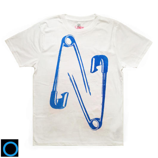 CruiseOrBeCruised (69-Safety Pin) Tシャツ