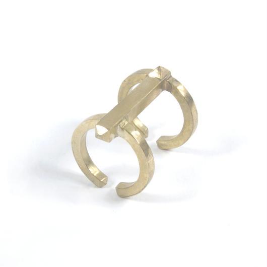gypsum ring brass