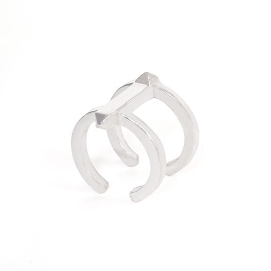 gypsum ring silver