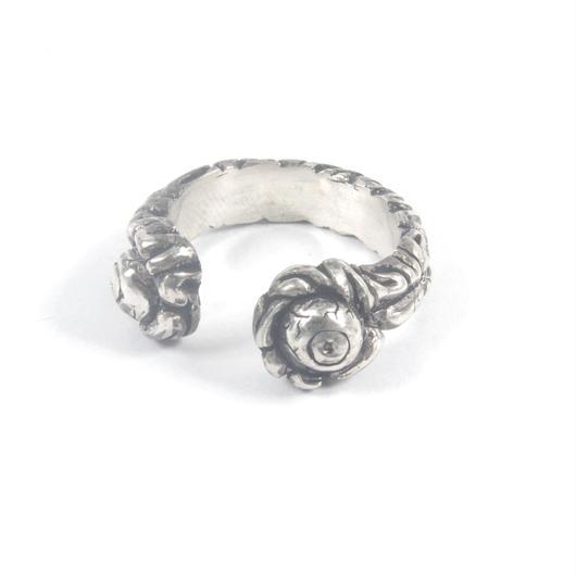 brain ring silver  typeB