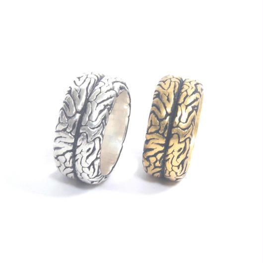 brain ring brass