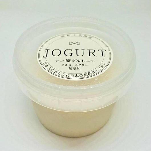 酒粕でできた植物性ヨーグルト「醸グルト(JOGURT)」90gカップ