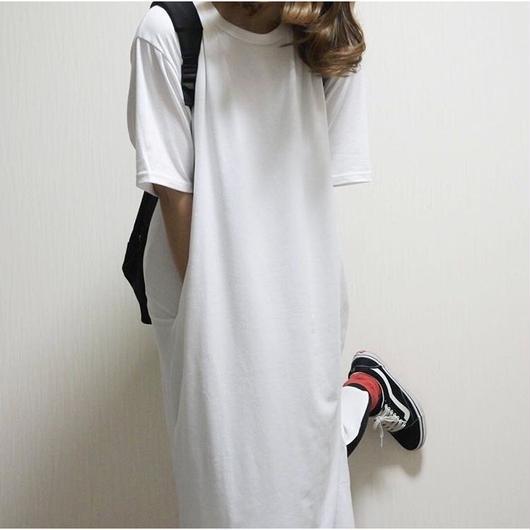 【予約】Tシャツワンピース