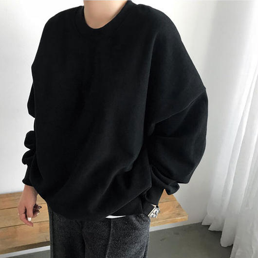【sold out】big スウェット black